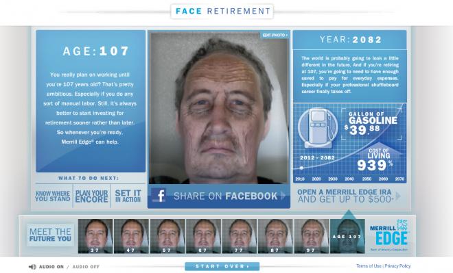 Face Retirement