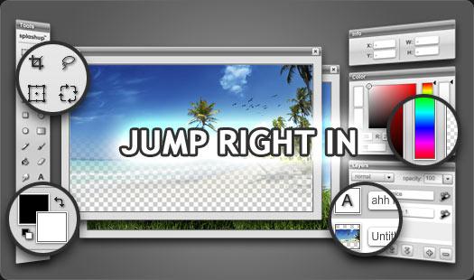 Splashup Editor